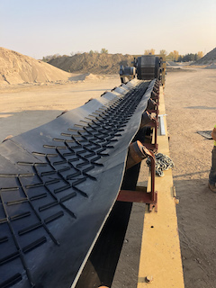 Seven Conveyor Belt Considerations for Stationary Versus Mobile Crushers, Bylined Article in Construction & Demolition Recycling Magazine