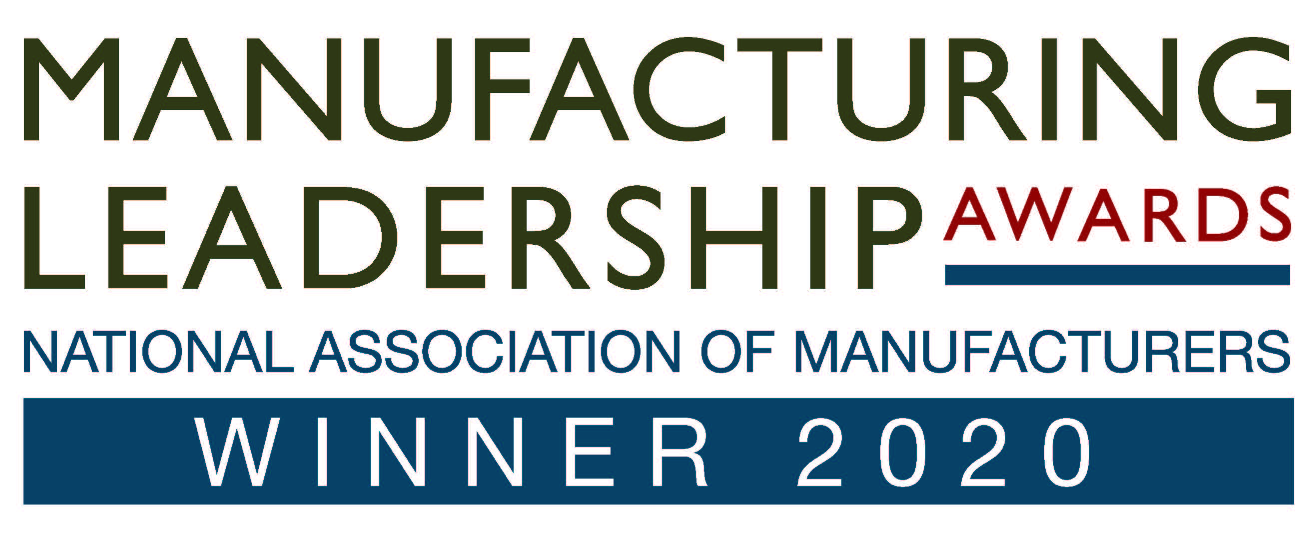 "WCCO Belting Receives ""Manufacturing Leadership Award for Operational Excellence"" from the National Association of Manufacturers, Press Release"