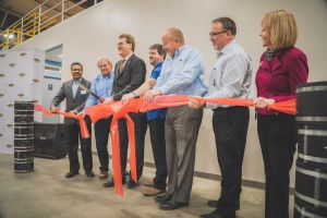WCCO Belting Celebrates 65th Anniversary with a Ribbon-Cutting to Officially Mark the Opening of its New Expansion, Press Release