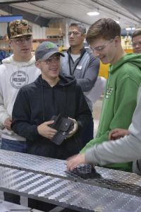 WCCO Belting Celebrates National Manufacturing Day with Student Tours